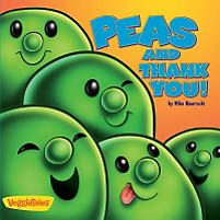 Peas and Thank You!