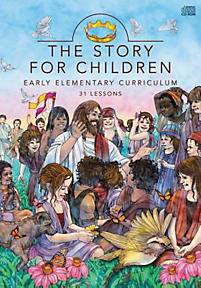 The Story: Early Elementary Children CD-ROM