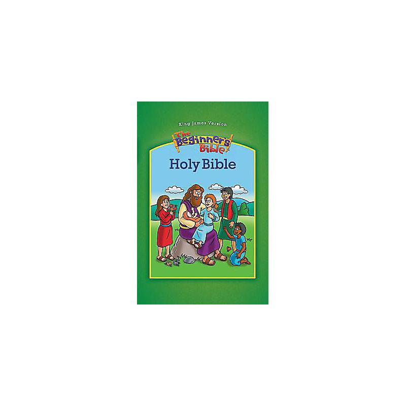Beginner's Bible-KJV                                                                                                                                   (Multi-Colored)