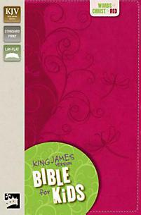 King James Version Bible for Kids