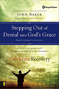 Stepping Out of Denial into God