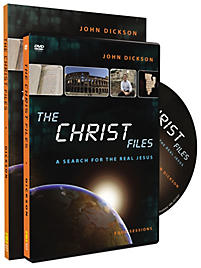 The Christ Files Participant's Guide with DVD: How Historians Know What They Know about Jesus