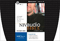 The NIV Audio Bible on CD