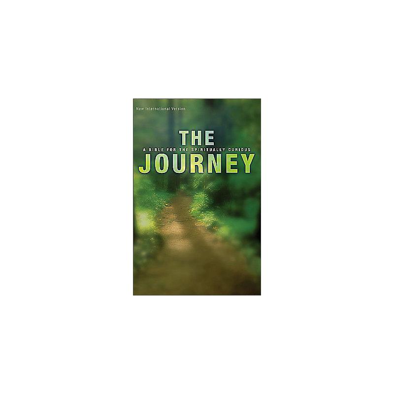 The Journey, NIV (Multi-Colored)