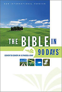 The Bible in 90 Days-NIV
