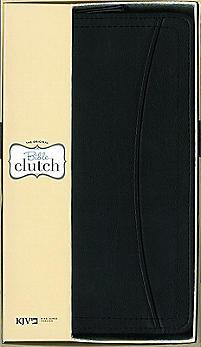 Bible Clutch-KJV                                                                                                                                       (Black)