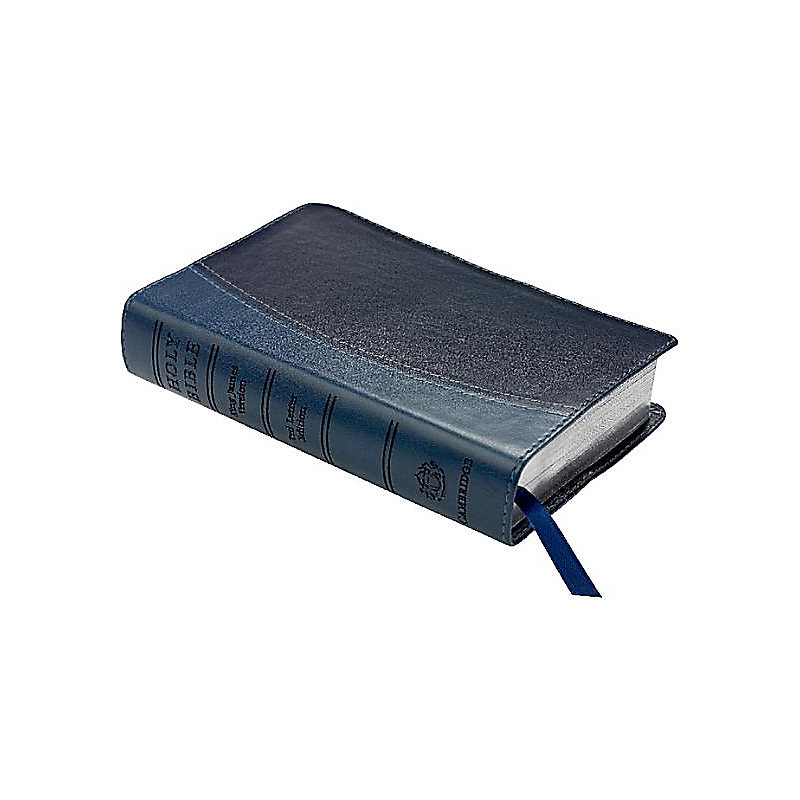 Personal Concord Reference Bible-KJV                                                                                                                   (Blue/Light Blue)
