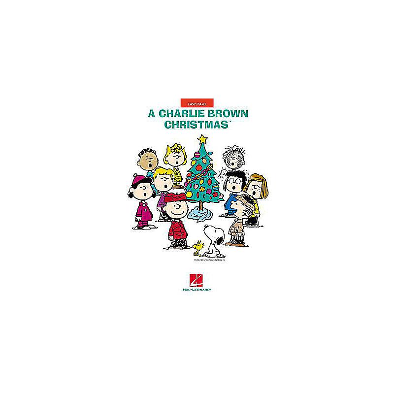 A Charlie Brown Christmas; Easy Piano