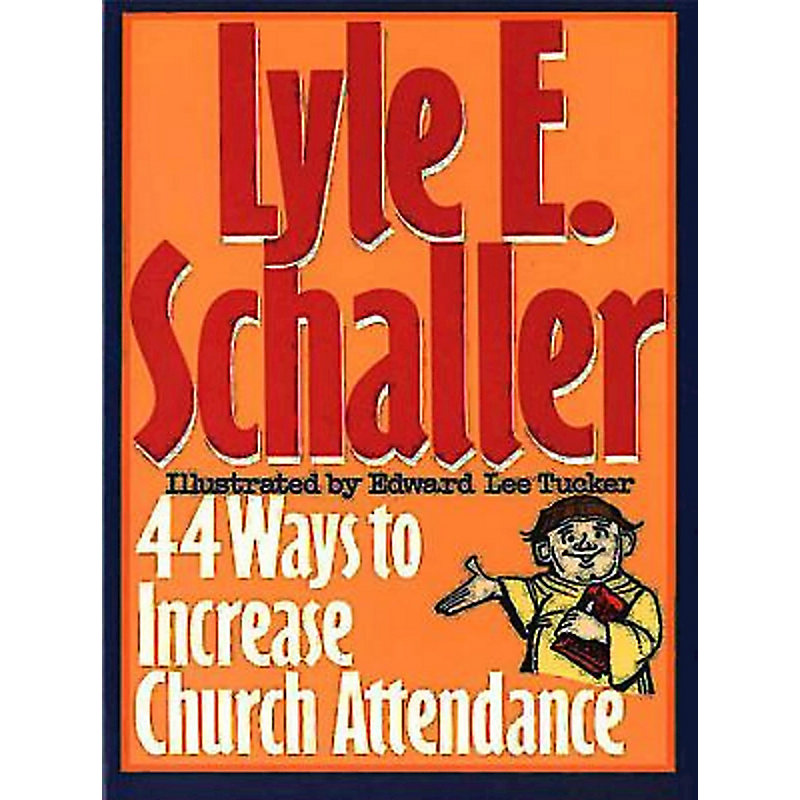 44 Ways to Increase Church Attendance