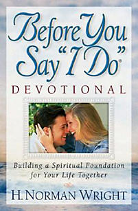 Before You Say 'I Do' Devotional