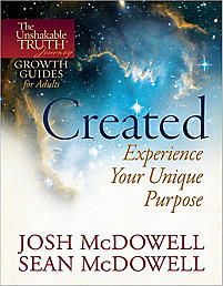 Created: Experience a Closer Relationship with God