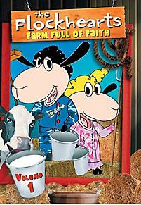 The Flockhearts: Farm Full of Faith DVD
