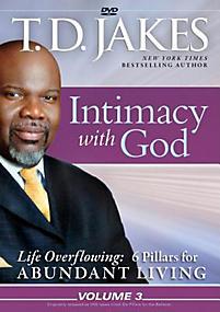 Intimacy with God - DVD
