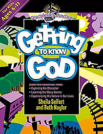 Getting to Know God: Great Topical Bible Studies for Elementary Age Classrooms