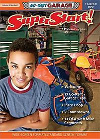 Superstart!: Go-Kart Garage: Volume 2, Number 2