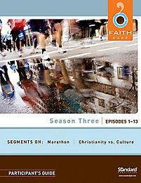 Faith Cafe, Season Three, Episodes 1-13