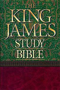 KJV Study Bible (Multi-Colored)