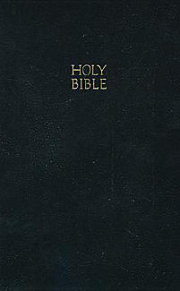 Gift and Award Bible-KJV                                                                                                                               (Black)