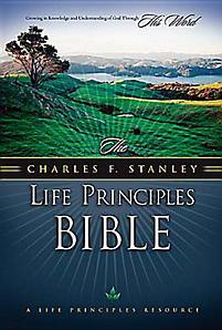 Charles Stanley Life Principles Bible, NKJV