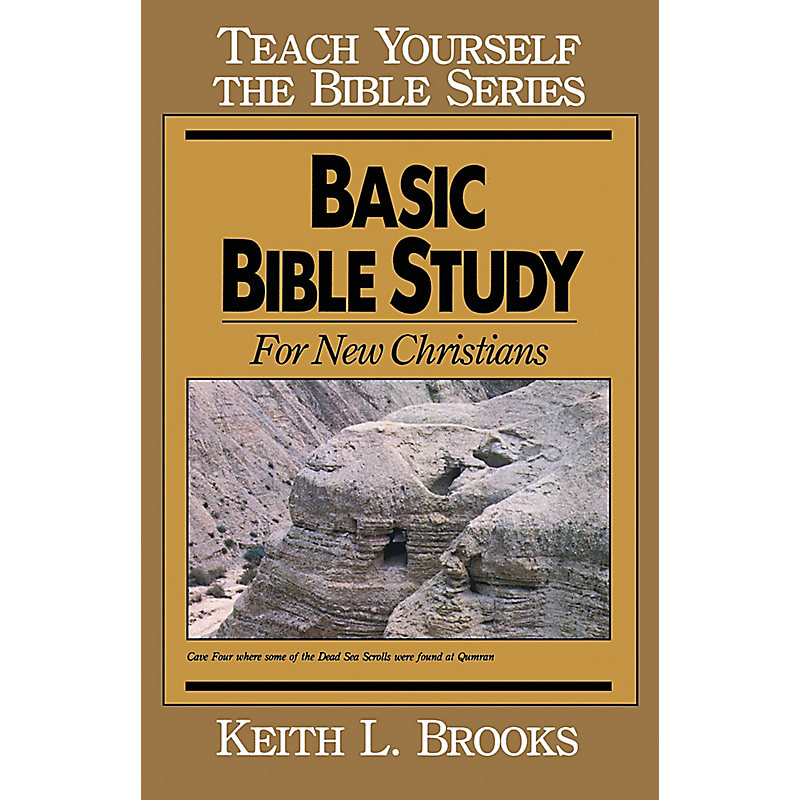 Basic Bible Study Guide: For New Christians