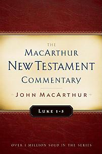 Luke 1-5: New Testament Commentary