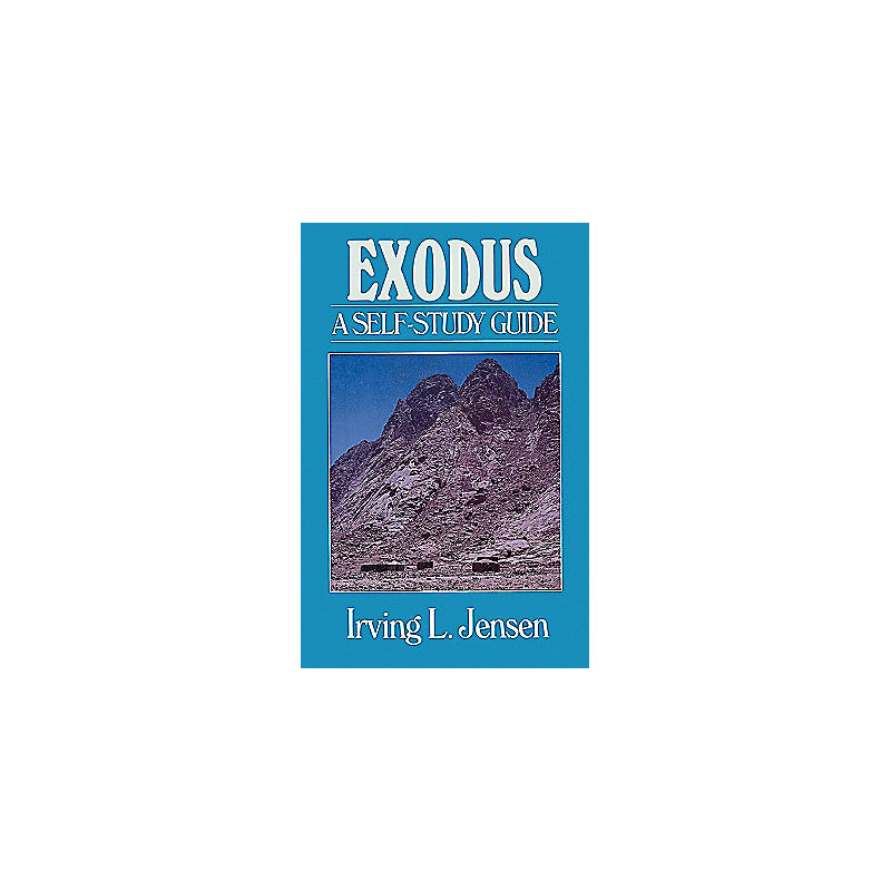 Exodus: A Self-Study Guide