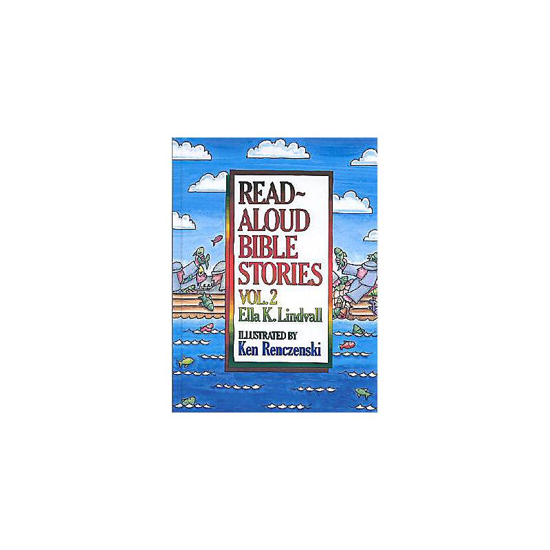Read-Aloud Bible Stories 2