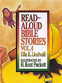 Read-Aloud Bible Stories 4