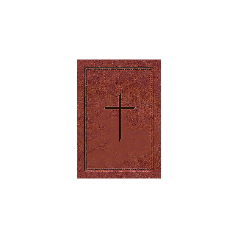 The Ryrie NIV Study Bible Soft-Touch Burgundy- Red Letter