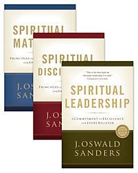Spiritual maturity oswald sanders
