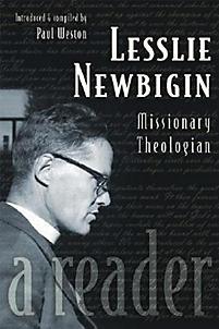 lesslie newbigin gospel in a pluralist society pdf