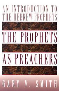 The Prophets as Preachers