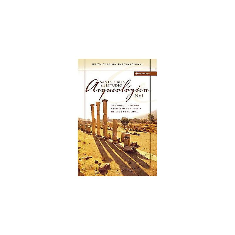 NVI Biblia Arqueologica, Tapa Dura