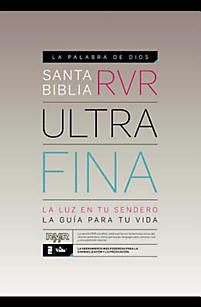 RVR 1977 Santa Biblia Ultrafina