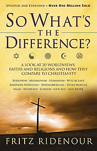 So what the difference fritz ridenour