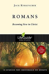 LifeGuide Bible Study: Romans