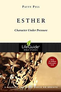 Lifeguide Bible Studies: Esther