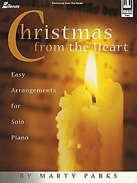Christmas from the Heart - Keyboard Book