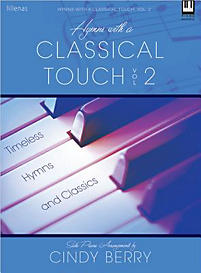 Hymns with a Classical Touch, Vol. 2 - Keyboard Book