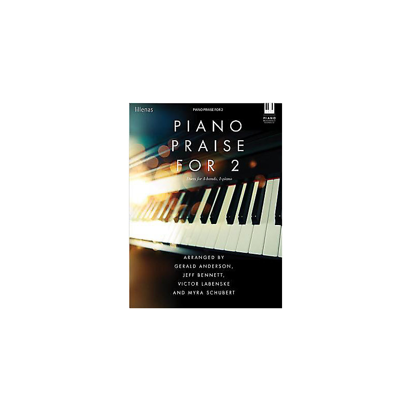 Piano Praise for 2 - Keyboard Book