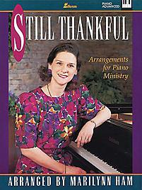 Still Thankful - Keyboard Book