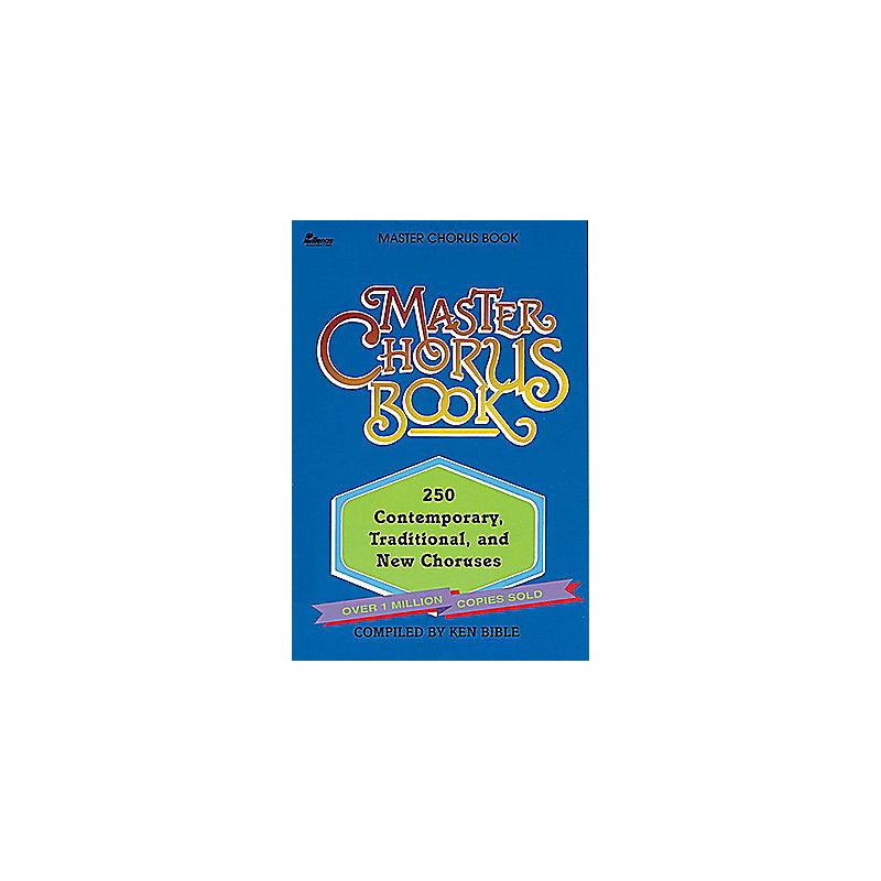Master Chorus Book - Choral Book