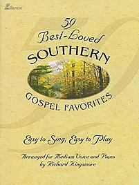 50 Best-Loved Southern Gospel Favorites - Keyboard Book