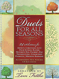 Duets for All Seasons - Songbook