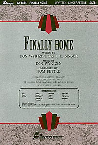 Finally Home - Anthem