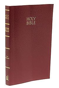 Vest Pocket New Testament-KJV (Burgundy)