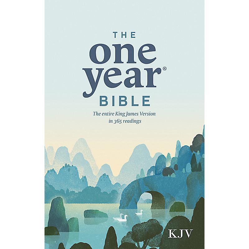 KJV One Year Bible