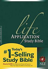 Life Application Study Bible - NLT