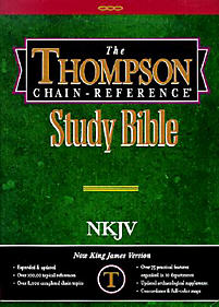 Thompson Chain Reference Bible Review Bible Reviewer