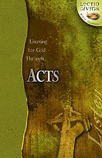 Listening to God Through Acts